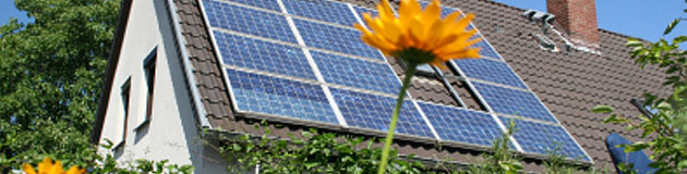 Solar Power Panel for Homes